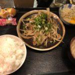 沖縄居酒屋 パラダヰス 日替わり定食