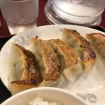 東海飯店 再訪 餃子定食