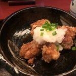 鳥元 浜松町店 揚げ若鶏定食
