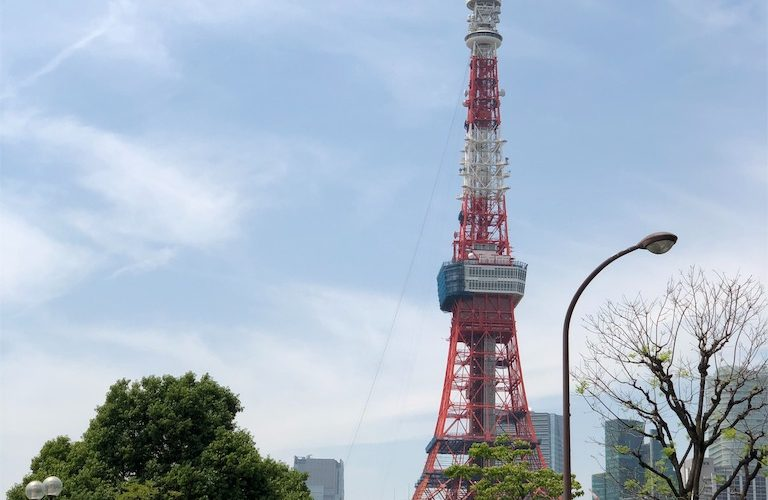 大門、浜松町でランチ食べ歩きを始めました