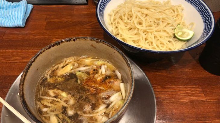 東京らあめんタワー つけ麺