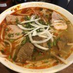 ベトナム料理 ホァングンでブン・ボー・フエ